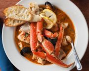 Cioppino - Blue Angel Cafe