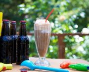 Root Beer Float - Mourelatos Cable Car Ice Cream Parlor