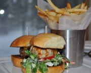 Surf And Turf Slider Duo  - The Lodge Restaurant & Pub