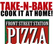 Take & Bake Pizza - Front Street Station