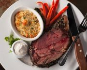 12 Oz Prime Rib - The Timbers Restaurant