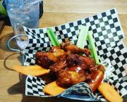 Chicken Wings - Casey's - An American Cantina