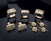 California Gold Bearing Quartz - Steve Schmier's Jewelry