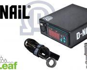 D-Nail® 1.3 Digital Essential Oil Vaporizer - NuLeaf