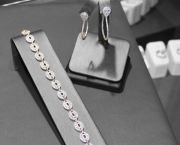 Diamond Hoop and Tennis Bracelet - Forever Rox