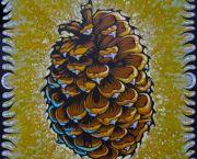 Jeffery Pine Cone - Benko Art Gallery