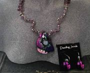 Handmade Glass Necklace - JoAnne's Stained Glass & Gallery