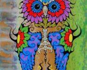Owl Spirit - Benko Art Gallery