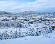 Truckee Winter - Erskine Photography