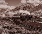 Chocolate Train - Erskine Photography