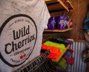 Wild Cherries Swag - Wild Cherries Coffee House