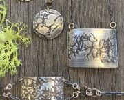 Lorien Powers Roller Print Jewelry - Lorien Powers Studio