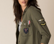 Military Jacket - What a Girl Wants