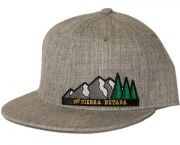Sierra Nevada Mountain Hat - GaiaLicious Boutique