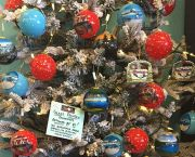 Tahoe Glass Ornaments - Lake Tahoe Holidays