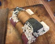 Handloom Earthy Towels - Ela Chapman
