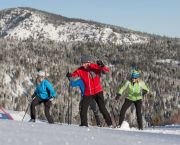 Cross Country Ski at Tahoe Donner - Tahoe Donner Cross Country Ski Area