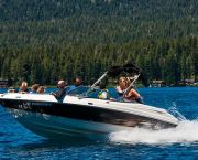 21' Chaparral - Bow Rider - Rent A Boat Lake Tahoe