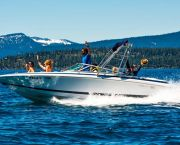 23' Cobalt - Bow Rider - Rent A Boat Lake Tahoe
