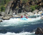 Raft the Middle Fork American River - IRIE Rafting