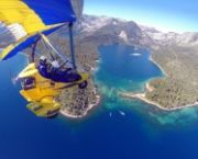 Tahoe View Hang Glide - Hang Gliding Tahoe
