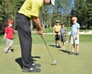 Putting & Chipping Clinic - Tahoe Donner Golf Course