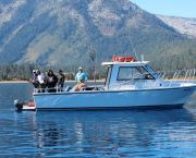 Private Fishing Charter From Ski Run Marina - Tahoe Sport Fishing