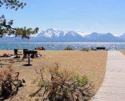 Nevada Beach Cruise - Bike Tahoe
