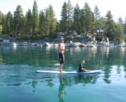 Paddleboarding - North Tahoe Watersports