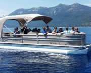 24 - 27' Pontoon Boat Rentals - SWA Watersports