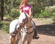 Horseback Riding Lessons - Tahoe Donner Equestrian Center