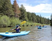 Guided Kayak Tours - Tahoe Whitewater Tours