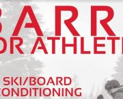 Barre for Winter Athletes - Tahoe Mountain Fitness
