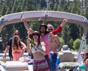 Tahoe Party Boat - Booze Cruise - Rent A Boat Lake Tahoe