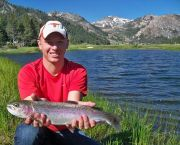 Fish on - Matt Heron Fly Fishing