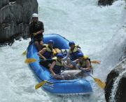Middle Fork American River: Tunnel Chute (Class IV+ Whitewater) - Tahoe Whitewater Tours
