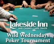 Wild Wednesdays Poker  - Lakeside Inn and Casino