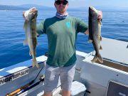 Mile High Fishing, Giant Summer Mackinaw