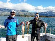 Tahoe Sport Fishing, Fishing Report