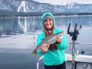Tahoe Sport Fishing, 2/7/18 Fishing Report