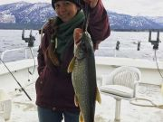Tahoe Sport Fishing, February 16th Report