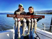 Tahoe Sport Fishing, April 11th Report