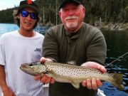 Tahoe Sport Fishing, Day on the Lake Report - 5/18/18