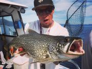 Tahoe Sport Fishing, Day on the Lake Report - 6/8/18