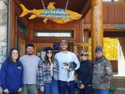 Tahoe Sport Fishing, Fishing Report - October 24