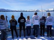 Tahoe Sport Fishing, Fishing Report - November 13