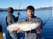 Tahoe Sport Fishing, Fishing Report - October 12