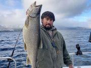 Tahoe Sport Fishing, Fishing Report - January 2