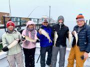 Tahoe Sport Fishing, Fishing Report - December 28