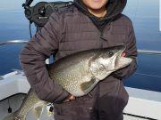 Tahoe Sport Fishing, Fishing Report - January 8